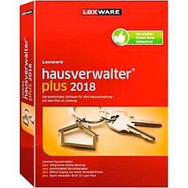 LEXWARE Software Hausverwalter Plus 2018