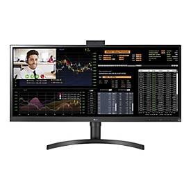 "Image of LG 34CN650N-6A - All-in-One (Komplettlösung) - Celeron J4105 1.5 GHz - 4 GB - SSD 128 GB, SSD 16 GB - LED 86.72 cm (34"")"
