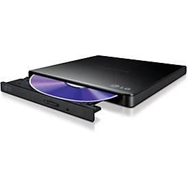 LG DVD Brenner GP57EB40, USB 2.0, für Windows und Mac, alle CD/DVD-Typen