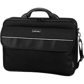 LIGHTPAK® Laptoptasche Elite L, f. 17 Zoll Laptops, 1 Außenfach m. Reißverschluss