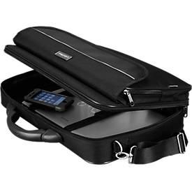 LIGHTPAK® Laptoptasche Elite S, f. 15 Zoll Laptops, 1 Außenfach m. Reißverschluss