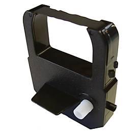 Lintcassette voor tijd- en datum-stempelklok  ZS 5000/5500, zwart