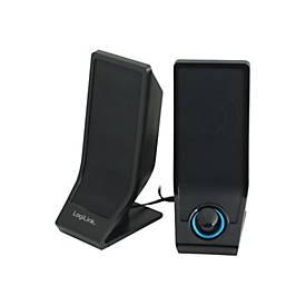 LogiLink - Lautsprecher - für PC