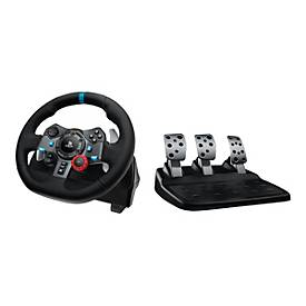 Logitech G29 Driving Force - Lenkrad- und Pedale-Set - kabelgebunden