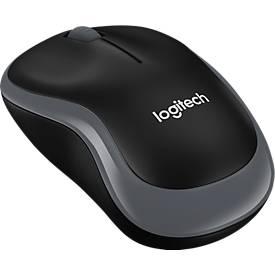 Logitech Muis B220 Silent, draadloos, Nano-USB-interface
