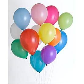 Luftballons, ø 240 mm, farbig sortiert