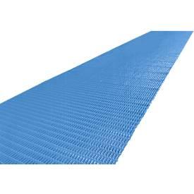Luftpolstermatte, 10 m Rolle, 800 mm breit, blau
