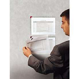 Magnetisch weergavepaneel Displaymap Tarifold Kang, DIN A3, 2 stuks, voor maximaal 10 pagina's.
