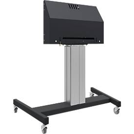 Magnetoplan Fahrwagen, f. Touch-Display Large-Formate, elekt. höhenverstellbar