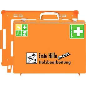 Mallette mobile de premiers secours, pour travail du bois