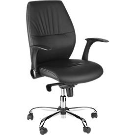 MANDAL bureaustoel, met armleuningen