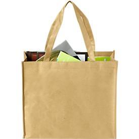 Materialmix-Tasche Combi, natur