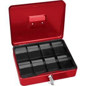 MAUL geldcassette 56114, rood