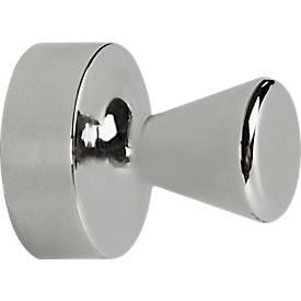 MAUL Kegel-Kraft-Magnete, ø 12 x 16 mm, 5 Stück