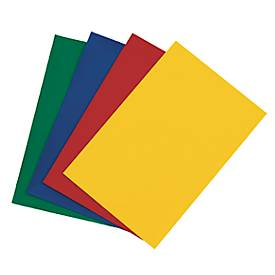MAUL Magneetbladen, A4 formaat, geel