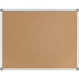 MAULstandard prikbord kurk, 450 x 600 mm, montage aan de wand