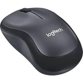 Maus Logitech M220 Silent, kabellos, Nano-USB-Empfänger