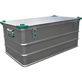 Maxi-Box, Leichtmetall, mit Stapelecken, 135 l