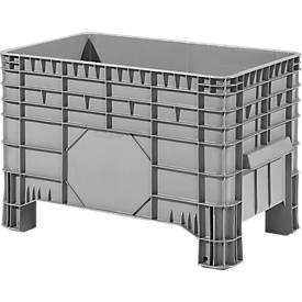 Maxi-containers, 285 l, met poten