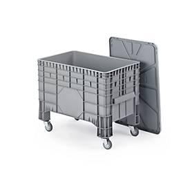 Maxi-containers, 285 l, met zwenkwielen