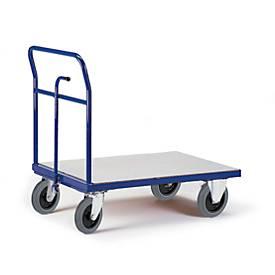 Mehrpreis Zinkblechauflage für Plattenwagen und –ständer 1200 x 800 mm