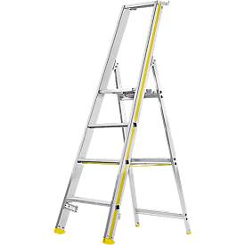 MEHRSI®-Stufenstehleiter, 4 Stufen
