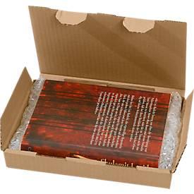 Mehrzweck-Postkartons mit Klappdeckel und Verschlusslasche