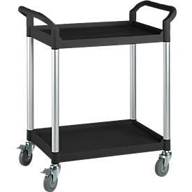 Mehrzweck-Tischwagen, 2 Etagen
