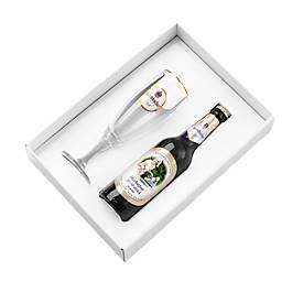 Mein Krombacher-Set (Flasche & Glas)