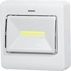 Metmaxx® Lichtschalter KlickKlack, Designschalter, Batteriebetrieb, Höhe 80 mm