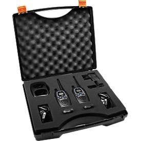 Midland Funkgeräte-Set mit Headsets G7Pro 2er PMR/LPD