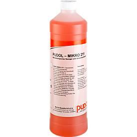 Mikrobiologischer Reiniger und Geruchsentferner