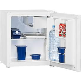 Mini Kühlschrank KB 45-1, 70 W, A++, 43 dB, 2 Fächer, 2 Türfächer & Eisfach, 36 + 6 l, B 439 x T 470 x H 510 mm, weiß