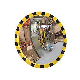 Miroir industriel EUCRYL, rond
