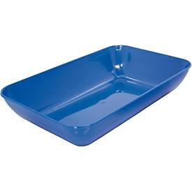M&M Materialschale, blau