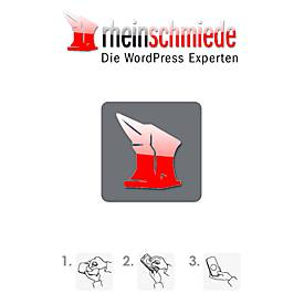 Mobilecleaner Premium Qualität, 40 x 40 mm, inkl. 4c- Digitaldruck und allen Grundkosten