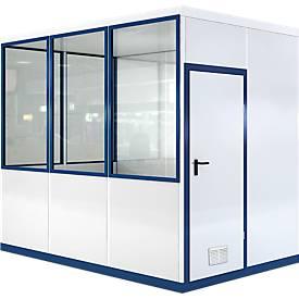 Mobiler Raum, L 3045 x B 2045 mm, für Innenaufstellung