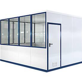 Mobiler Raum, L 4090 x B 3045 mm, für Innenaufstellung