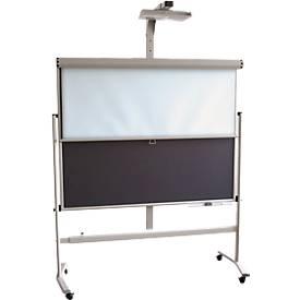 Mobiles Stativ Pro Line Tafelsystem, 1150 - 1550 mm