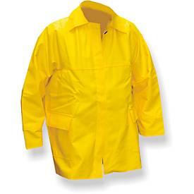 Montana PU-Winterbaujacke gelb
