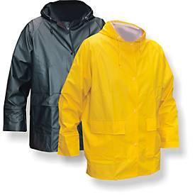 Montana Regenschutz-Jacke Moskau schwarz