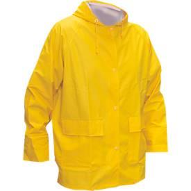 Montana Regenschutz-Jacke Salzburg gelb