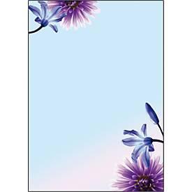 Motivpapier Blue Emotion, DIN A4, 90g, 50 Blatt