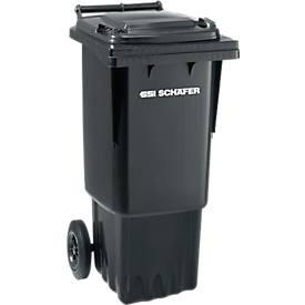 Mülltonne GMT, fahrbar