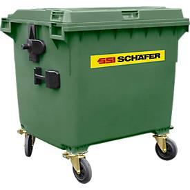 Müllcontainer MGB 1100 FD, Kunststoff, 1100 l