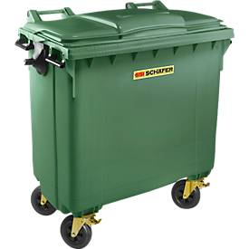 Müllcontainer MGB 770 FD, Kunststoff, 770 l