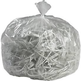 Mülleimerbeutel Universal, Material HDPE, 20 oder 30 Liter, 2000 oder 2500 Stück