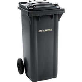 Mülltonne GMT, 120 l, fahrbar