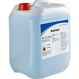 Multiclean - alkalische krachtreiniger, 10 liter canister, 10 liter canister