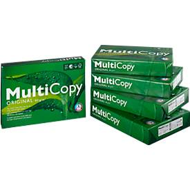 MultiCopy Original Multifunktionspapier, DIN A4, weiß, 80 g/qm